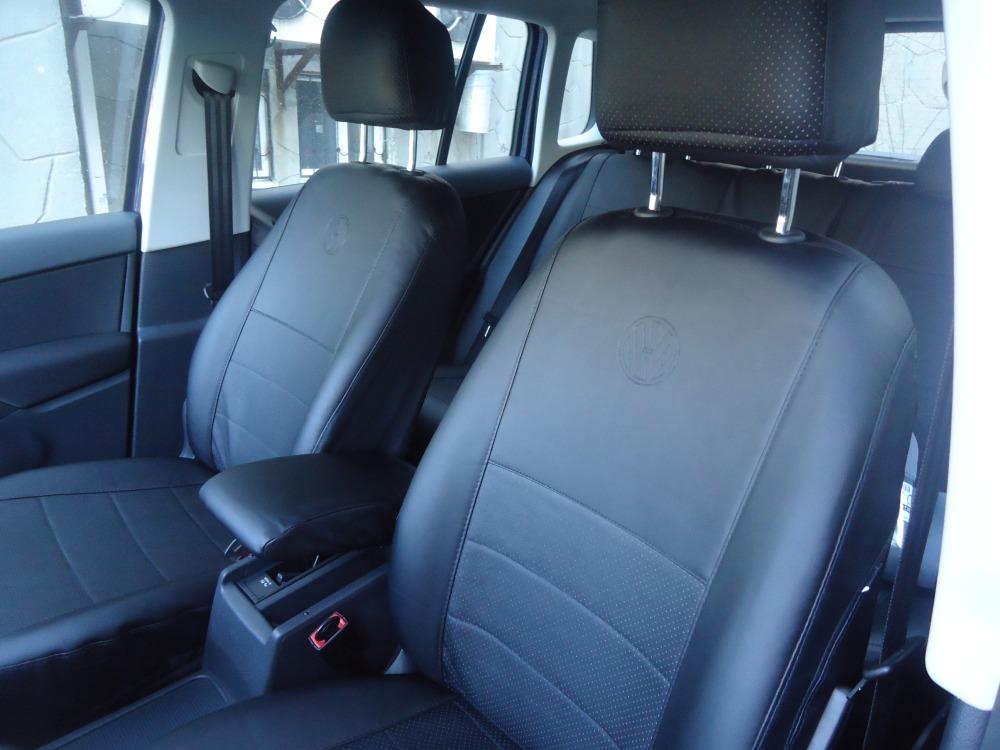 Авточехлы на Toyota RAV 4 четвертого поколения с 2013 г